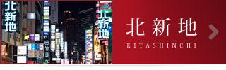 INFO. TOWNMAP(インフォ タウンマップ)大阪-北新地のグルメ・レストラン・飲食店情報